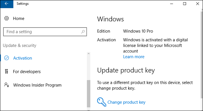 can i use the same windwos activation key again