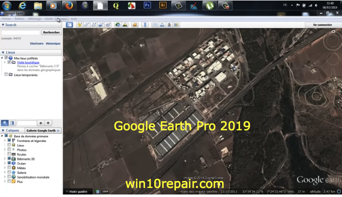 Google Earth Pro 2019 Download