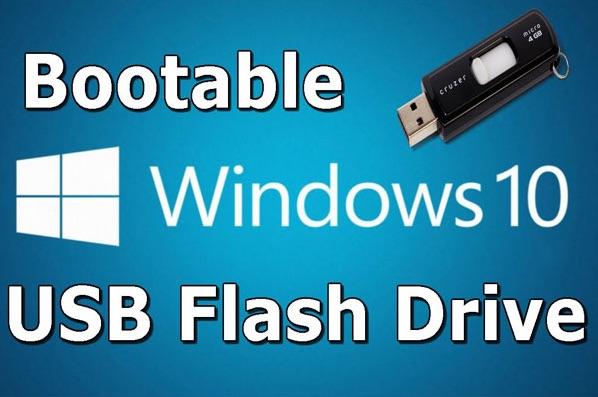 windows bootable USB