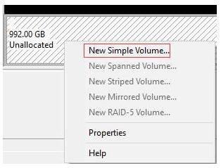 convert external hard drive