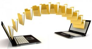 file sharing stops working