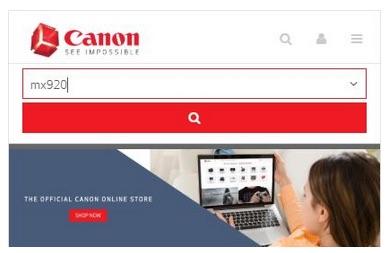 download canon mx920 driver