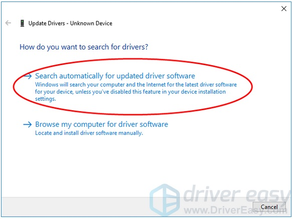 search brother driver