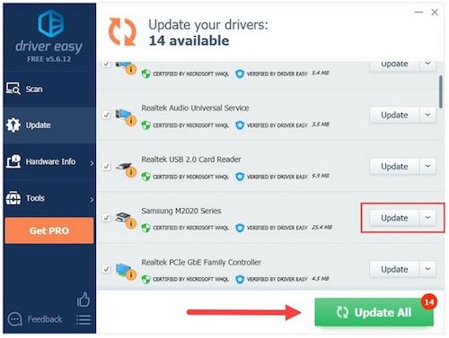 download samsung m2020 printer driver